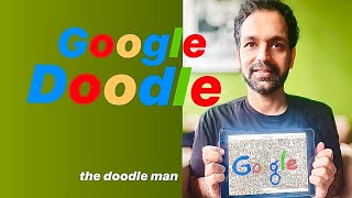 GOOGLE DOODLE 2020 // How To Draw Doodle For Google // Google Doodles Beginners Guide