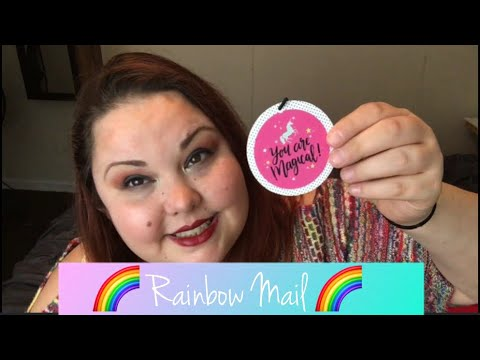 🌈💚Rainbow Mail💚🌈 | PhoneJones and Guadalupe!