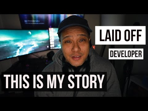I FILMED The DAY I Was LAID OFF As A Web Developer | #devsLife