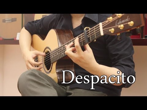 Despacito - Luis Fonsi (Guitar Tutorial + Tab)