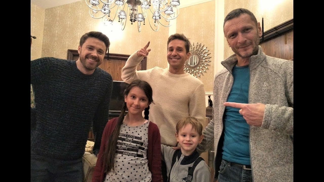 Как репетируют актеры в сериале Капитанша 2 с Александр Ратников и Анна Михайловская?