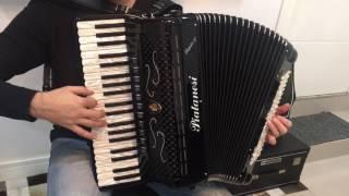 Acordeon Piatanesi - Quarta - Introduções -Jeferson Oliveira