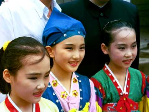 People in the Democratic peoples republic of Korea.