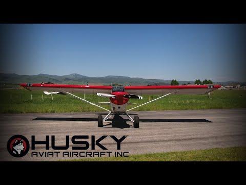 N92WY 180HP Husky A-1C