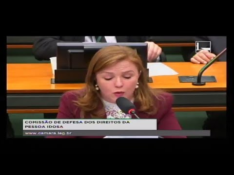 DEFESA DOS DIREITOS DA PESSOA IDOSA - Votação de requerimentos - 23/05/2018 - 14:46