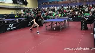 Burov - Artemenko.Male finale.St. Petersburg Championship 2019.FHD