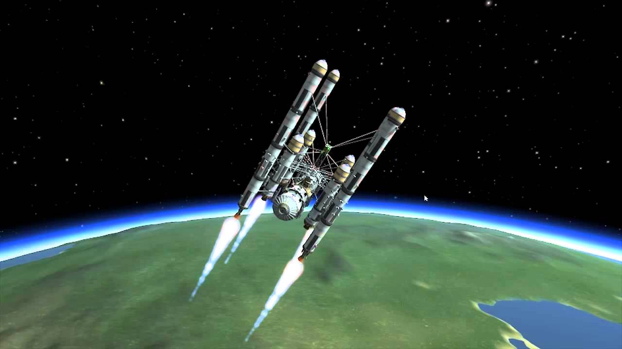 kerbal space program mun mission - photo #17