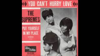 The Supremes - 1966 - You Can't Hurry Love