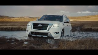 homepage tile video photo for New 2021 Nissan Armada | Made It