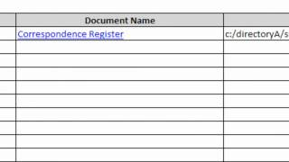 How To Hyperlink Documents in Excel