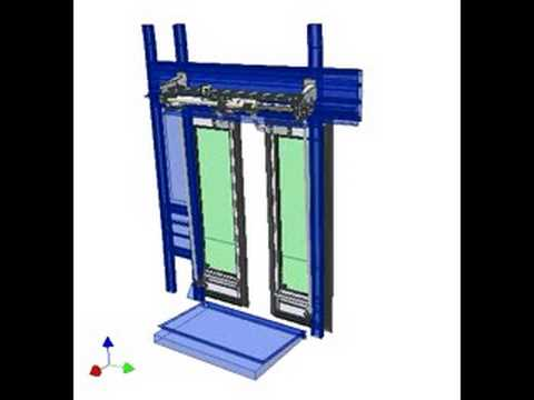 Sliding Plugs door & Sliding Plugs door - YouTube Pezcame.Com