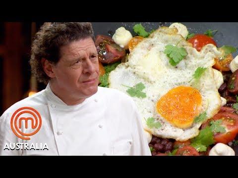 Immunity Egg Dish Challenge | MasterChef Australia | MasterChef World