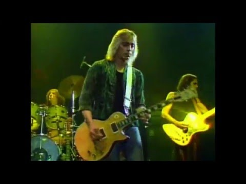 The Ian Hunter Band featuring Mick Ronson - Once Bitten, Twice Shy (Rockpalast  1980)