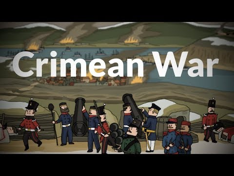 Crimean War Part 2 | Animated History