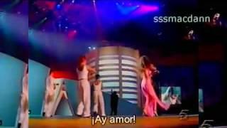 Thalia - Rosalinda en España( Dìa de la Hispanidad) Lyrics