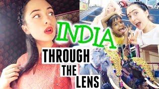 INDIA TRAVEL DIARY - Bindi's, Festival + Elephants!