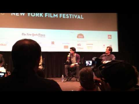Ang Lee and Suraj Sharma Talk about 3D, Tigers and More in Life of Pi | NYFF