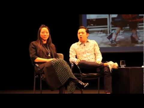 Fashion Designers Humberto Leon & Carol Lim at FIAF's Florence Gould Hall, NYC March 2013 (Full)
