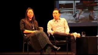 Fashion Designers Humberto Leon & Carol Lim at FIAF's Florence Gould Hall, NYC March 2013 (Full)