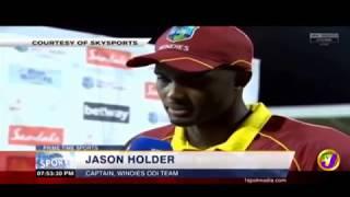 Windies Lose First ODI (TVJ Sports) FEB 20 2019