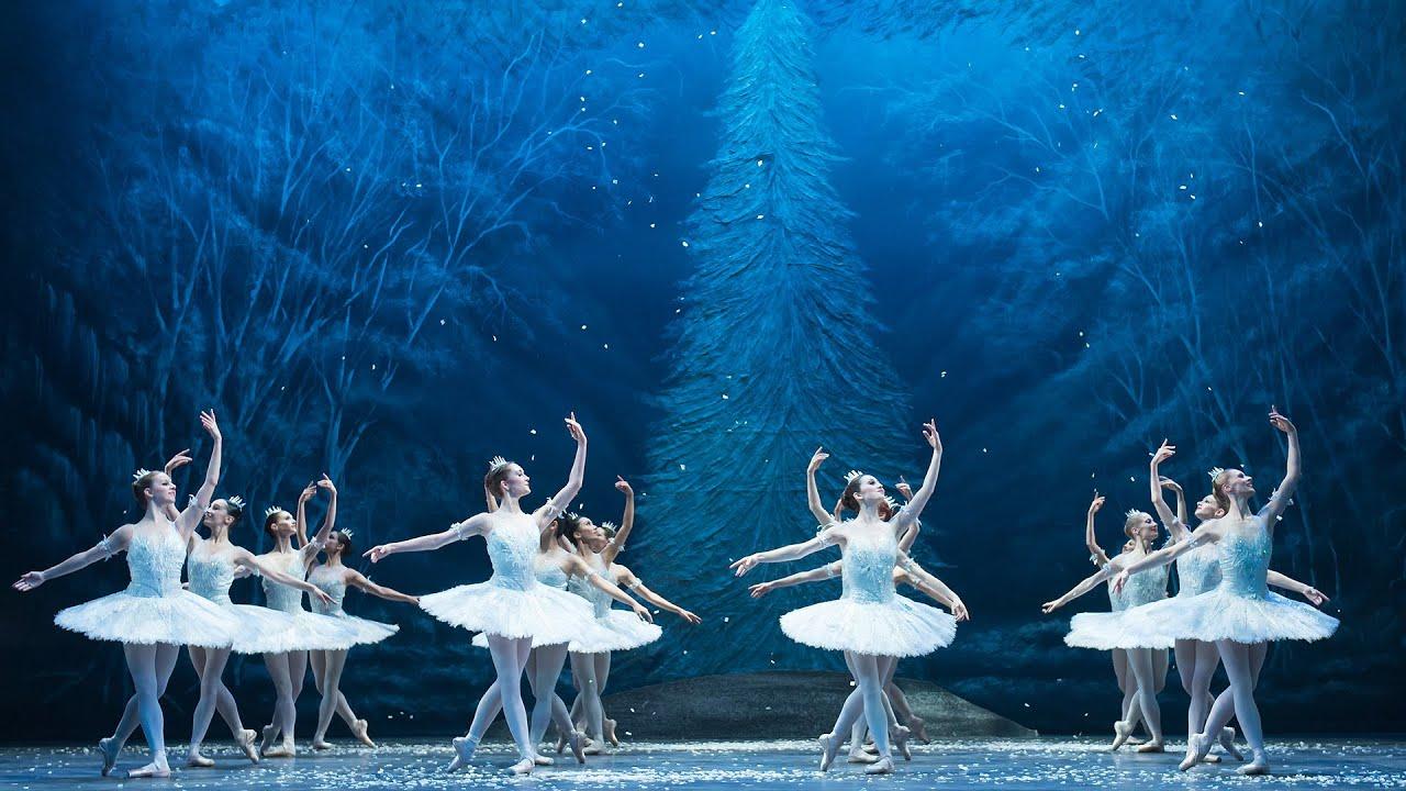 English National Ballet Nutcracker Trailer 2014 YouTube