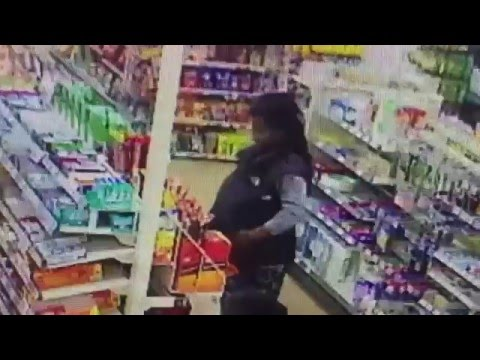 Germantown Theft from 7-Eleven on April 15, 2016