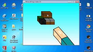 All comments on minecraft logo maker 2 0 youtube Minecraft 3d model maker