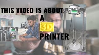 This Video Is About One Man's Persistence And A 3D Printer.