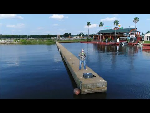 KEN HERON - LIVE from lake Conroe, Texas  (Phantom 4 Pro)
