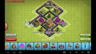 layout cv6 / war / ! (clash of clans)
