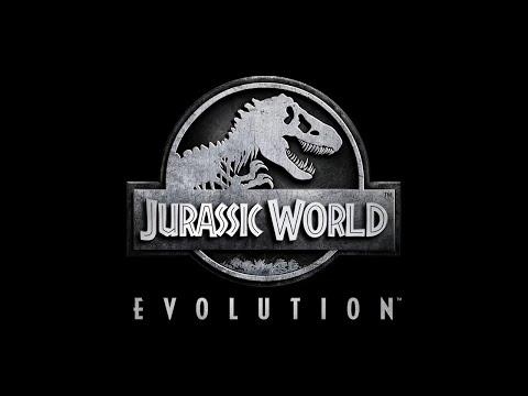 JURASSIC WORLD EVOLUTION Trailer - Dinosaur Theme Park Building Strategy Game 2018
