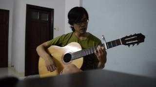 Lời tình buồn ,  Đông Giang [guitar]