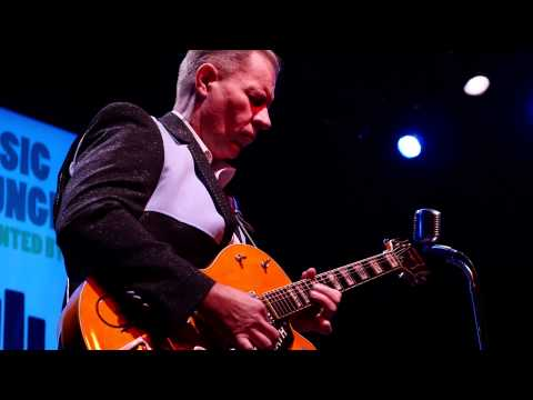 The Reverend Horton Heat - Psychobilly Freakout (Live on KEXP)