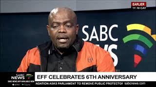 Analysis on EFF 6th anniversary celebrations