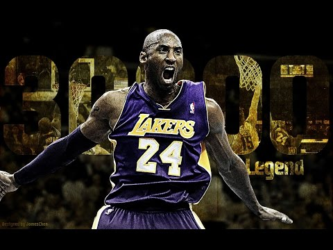 Kobe Bryant Retirement Mix- Greatest of All Time- The Chosen One
