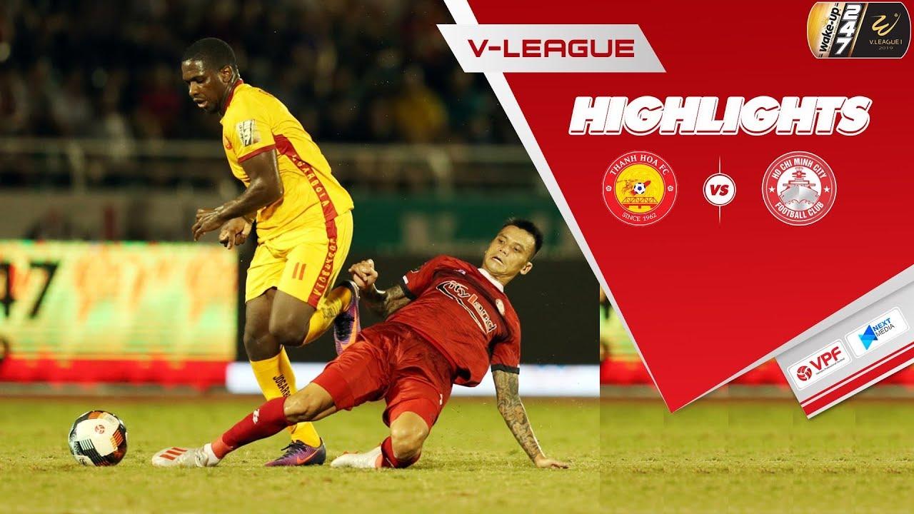 Video: Thanh Hoá vs TP Hồ Chí Minh