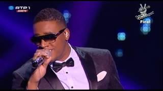 "Rui Drumond e Anselmo Ralph - ""Única Mulher"" - Final - The Voice Portugal"