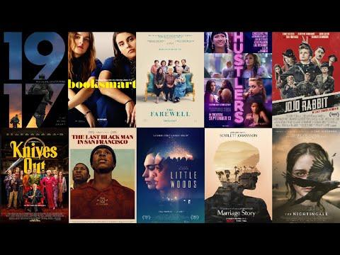 Top 10 Favorite Films of 2019