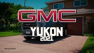 GMC Yukon 2021 - Boulevard Cadillac GMC Buick | Chris Cannata