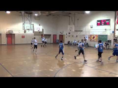78th Precinct Youth Council Basketball Juniors Team 1 Vs 6 2 2014