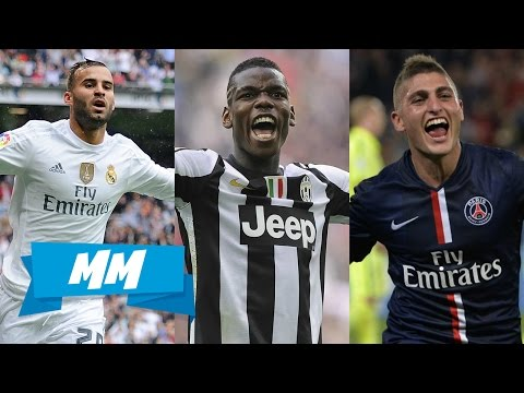 Real Madrid Transfer News • August • 2016