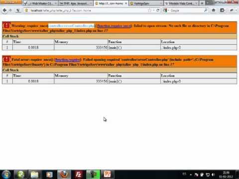 VideoTutorial 1 del Taller Práctico de PHP y MySQL