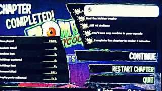 """Zombie Tycoon 2: Brainhov`s Revenge """"Zombie Overload"""" platinum trophy ( PS VITA )"""