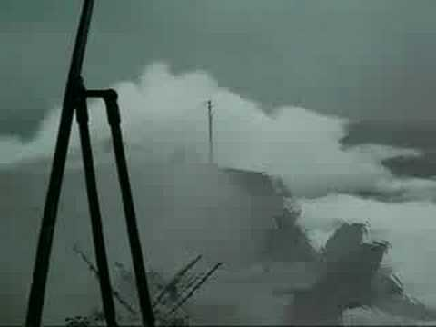 Perfect Storm 90 foot waves!!!