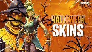 New HALLOWEEN skins in Fortnite