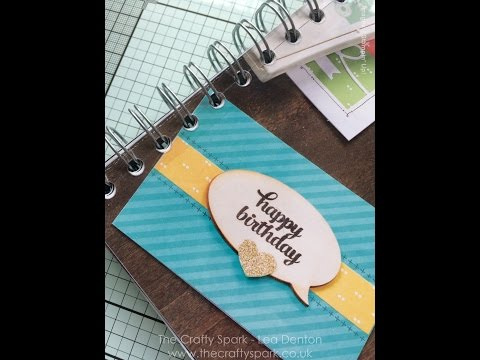 How To Bind Your Stampin' Up! Catalogue - Stampin' Up! UK