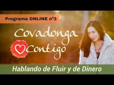 PROGRAMA Nº3 COVADONGA CONTIGO   FLUIR Y EL DINERO