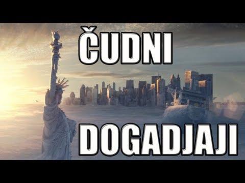 Svetski Bizarni I Čudni Dogadjaji (2018-2019)