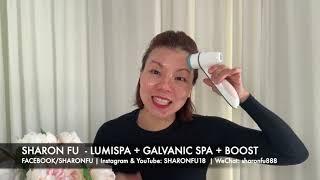 NuSkin Brightening Boost. Tutorial & benefits? How's Boost different to Lumispa & Galvanic Spa? screenshot 1