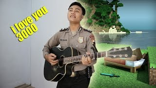 Gambar cover stephanie poetri - i love you 3000 (slow cover)